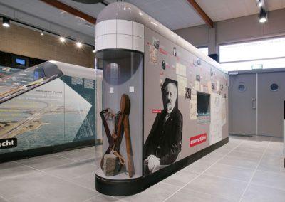 """Bezoekerscentrum """"Op de Dijk"""" Afsluitdijk"""
