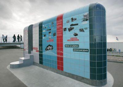 Bezoekerscentrum Op de Dijk Afsluitdijk