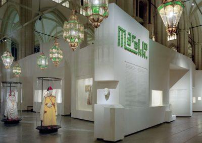 Marokko Nieuwe Kerk Amsterdam