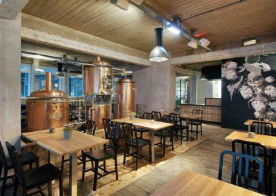 De Bierfabriek Rokin Amsterdam