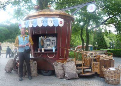 Douwe Egberts Koffiemolen Efteling