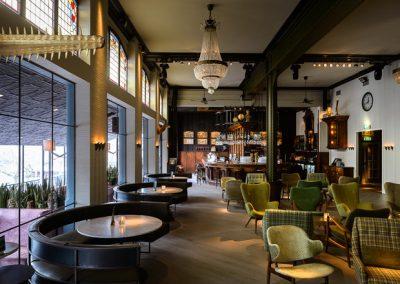 De Kroon Restaurant Amsterdam