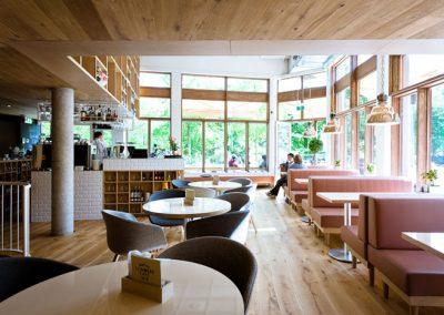 Flinders Cafe F. Hendrikplantsoen Amsterdam