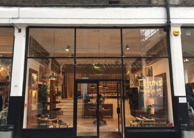 G.H.Bass & Co winkel Londen