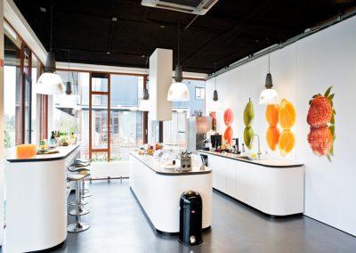 Kantoor Grand Catering Nieuwegein