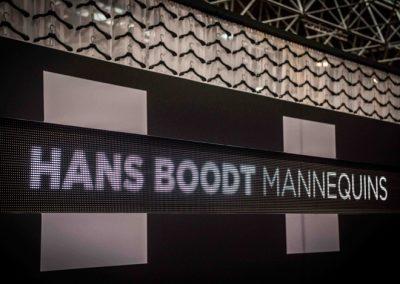 Hans Boodt Mannequins stand Dusseldorf