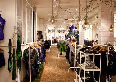 Dept en J.C. Rags winkel Steenweg Utrecht