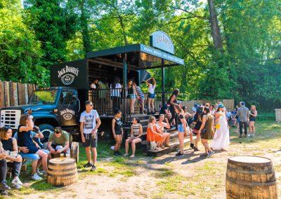 Jack Daniel's Truck