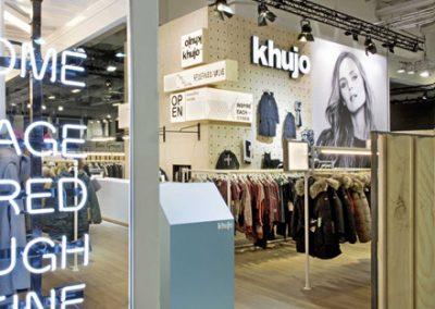 Khujo Panorama stand Berlijn