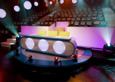 Kinderen Zingen met Sterren decor