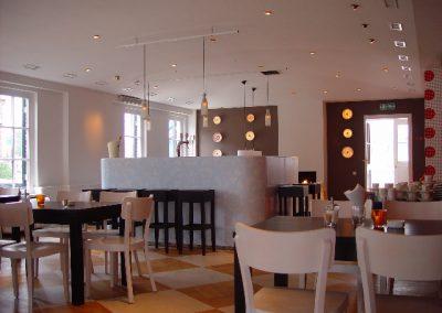 Restaurant Praq Ouderkerk