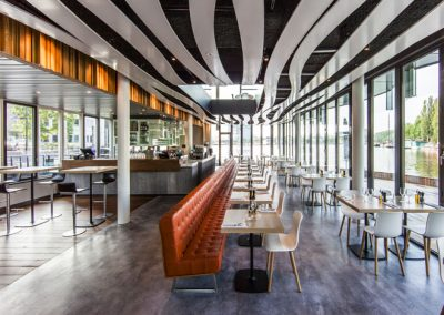 Cafe Restaurant Riva Amstelboulevard Amsterdam