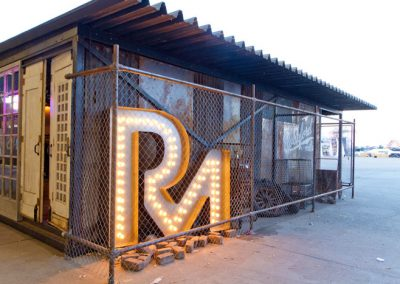 Rockford Mills Stand Berlijn