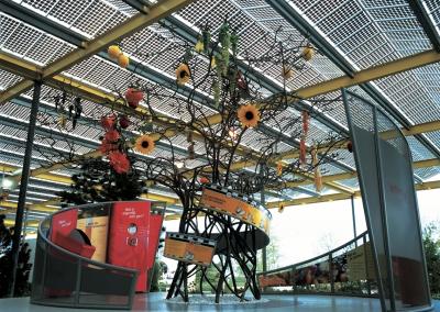 Bioboom Floriade Ecodrome Zwolle