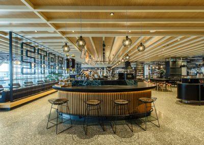 Starbucks Schiphol Lounge 2
