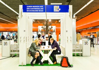Sustainability stand Utrecht