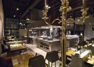 Restaurant Bij Teus Houten