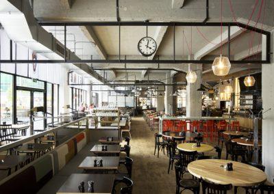 Café Restaurant Usine Lichttoren Eindhoven