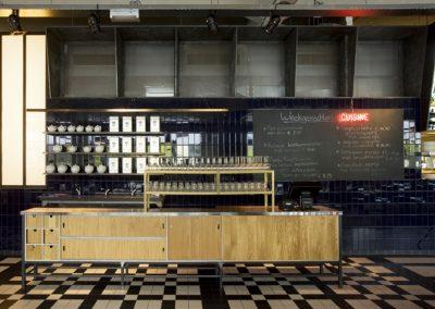 CafeŽ Restaurant Usine Eindhoven
