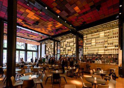 Van Rijn Kitchen & Bar Rembrandtplein Amsterdam