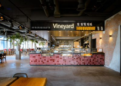 Vineyard Food & Drinks Utrecht