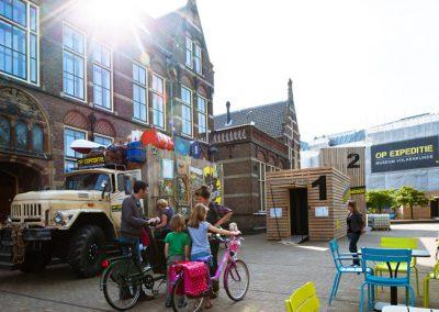 Museum Volkenkunde Leiden Expeditietruck