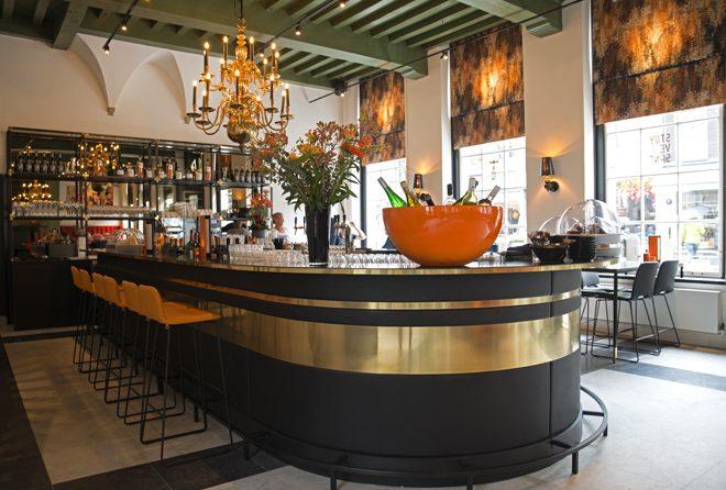 Stuyvesant wijnlokaal Amsterdam