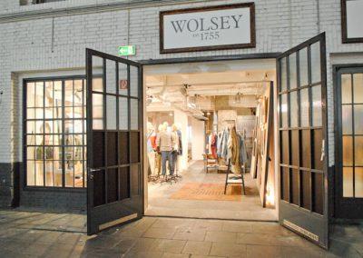 Wolsey Stand Bread & Butter Berlijn