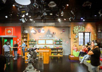 Zapp live televisie