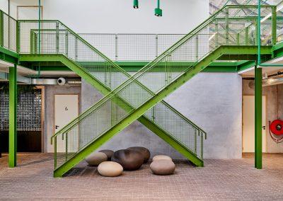 Hoofdkantoor Techbedrijf Amsterdam