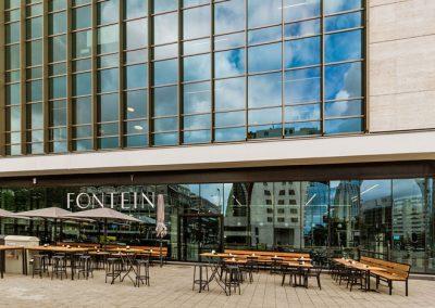 Fontein Hofplein Rotterdam