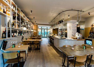 QV Winebar Amsterdam