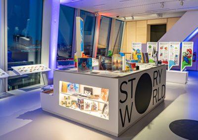 Storyworld Groninger Forum