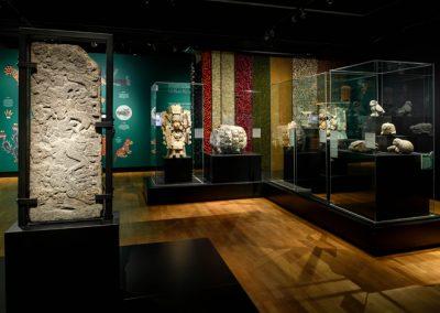 Linden Museum Stuttgart Tentoonstelling  Azteken