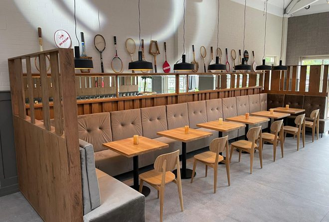 Brasserie l'oeuf in Capelle aan den IJssel