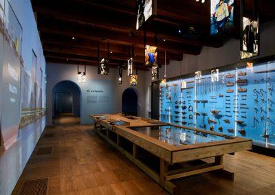 Scheepvaartmuseum Amsterdam Havenstad